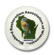 Bluebird Restoration Association OF Wisconsin Logo